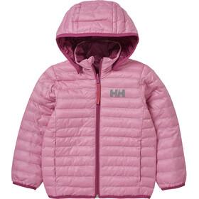 Helly Hansen Storm Reversible Insulator Jacket Kids, bubblegum pink